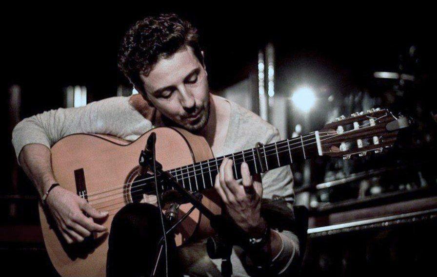 کارگاه آموزشی گیتار فلامنکو البرو آنتونا