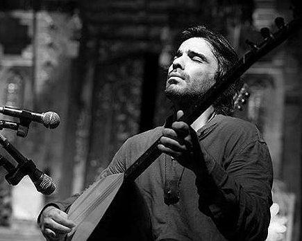 کنسرت سه نوازی هنرمند علی قمصری