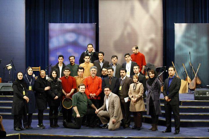 کنسرت گروه موسیقی آذری دالغا
