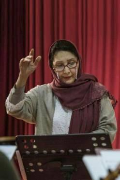 تنها رهبر ارکستر زن ایران بعد از ۱۰ سال به روی صحنه خواهد رفت