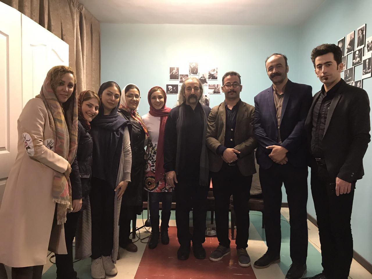برگزاری کارگاه مقام شناسی دف استاد منصور مرادی در آموزشگاه موسیقی ترانه