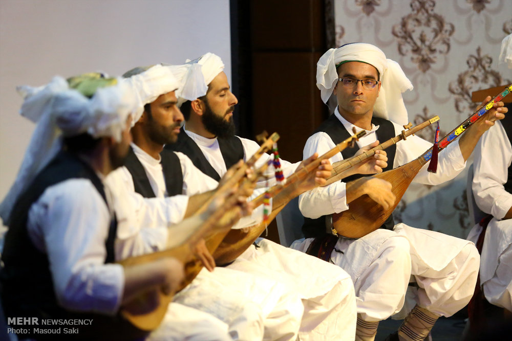 هفته موسیقی خراسان با تجلیل از عثمان محمدپرست تمام شد