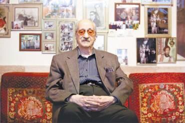 گفتگوی منتشر نشده بهنام موحدان با استاد عبدالوهاب شهیدی: جامعه بدون موسیقی راه را گم میکند