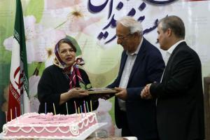 تولد سیمین غانم، جاوید مجلسی و محمد علی بهمنی گرفته شد