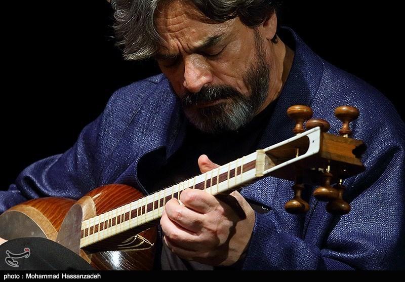 حسین علیزاده به همراه مجید خلج و علی بوستان در شیراز مینوازند