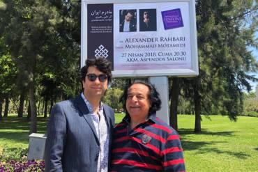 به آهنگسازی علی رهبری و خوانندگی محمد معتمدی تمرین پوئم سمفونیک «مادرم ایران» آغاز شد | قدردانی از بزرگان موسیقی ایران در ترکیه