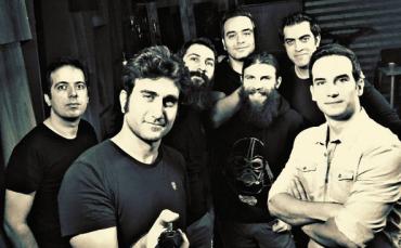 مصاحبه با شهروز گودرزی خواننده گروه پرطرفدار راکِ «گره»: با احتیاط حرکت میکنیم